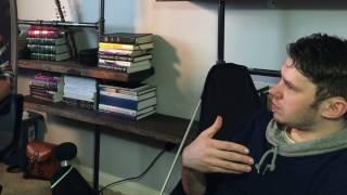 Mozart and me. Интервью. 3 часть. Андрей Андреев. Andrei Andreev
