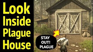 What is inside Plague House in Pleasance? Red Dead Redemption 2 (RDR2): Mystery Solved