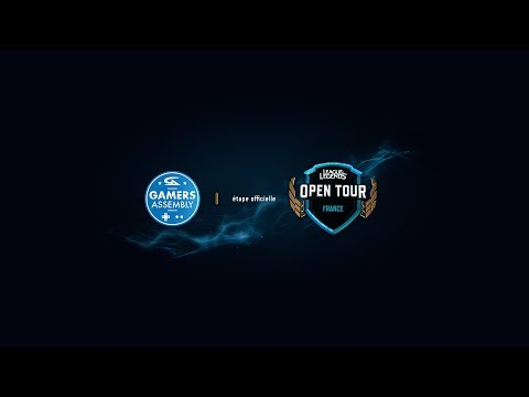 Open Tour France 2018 - Gamers Assembly