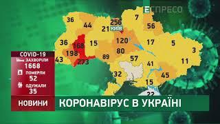 Коронавірус в Україні: статистика за 8 квітня