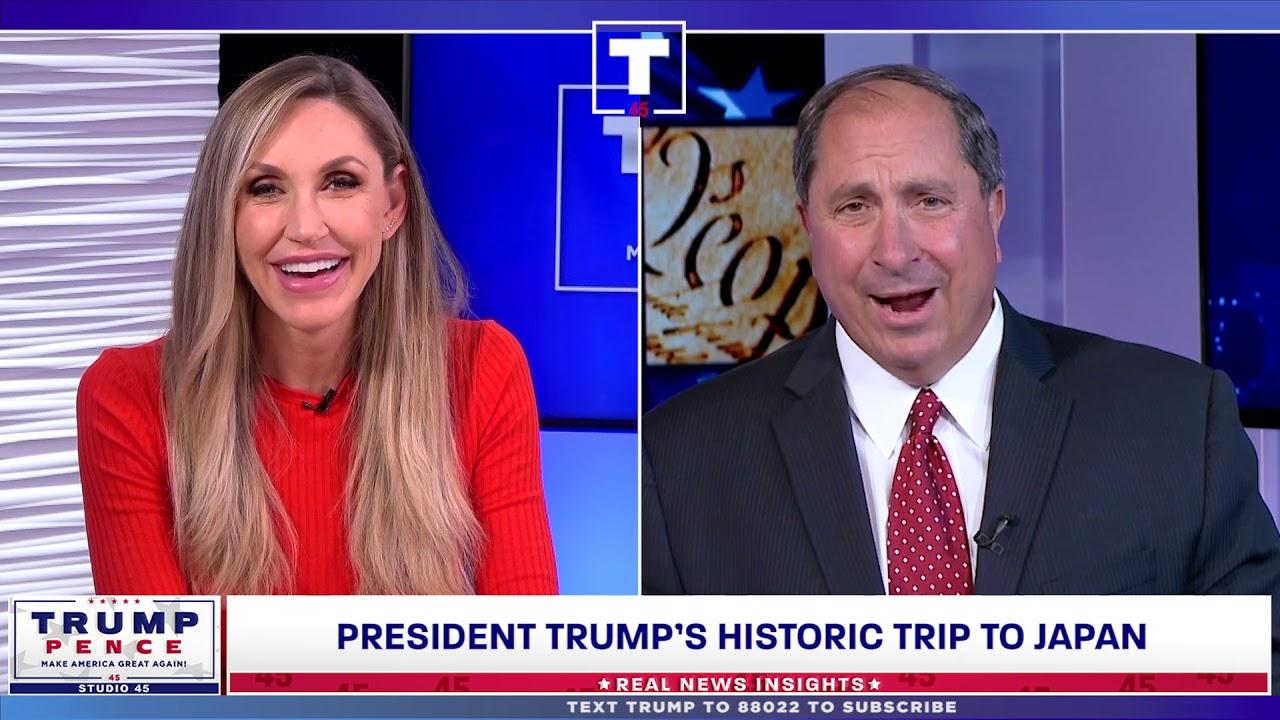Donal J. Trump Real News Insights w/ John Fredricks