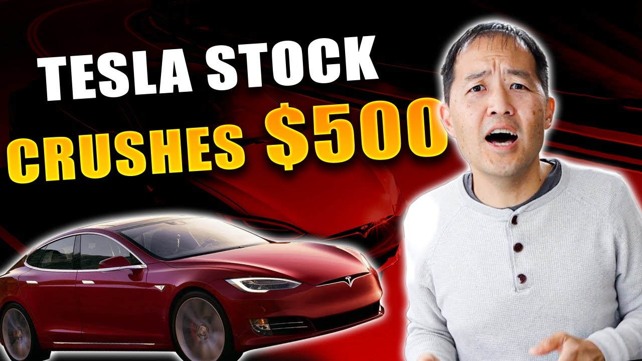 Tesla (TSLA) jumps on analyst's $612 price target and reaching ...