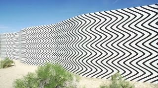 Desert X exhibition reflects earth, sky, state of world