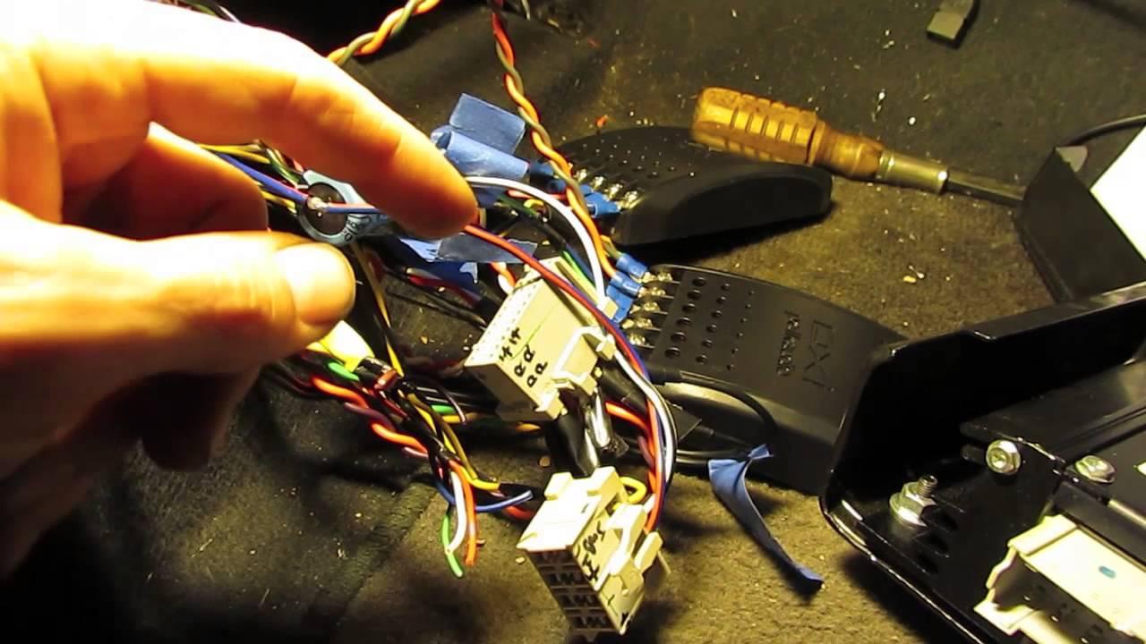 Amp Sub Wiring Diagram Gm 200 Watt Monsoon Amp Overhaul Youtube
