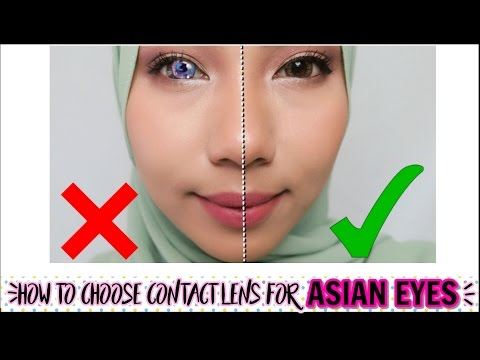 How to Choose A Beautiful Contact Lens for Asian Eyes ft HORIEN EYE SECRET CONTACT LENSES REVIEW