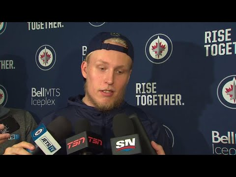 Laine only has one goal heading into this season