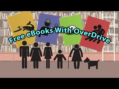 Free EBooks With OverDrive