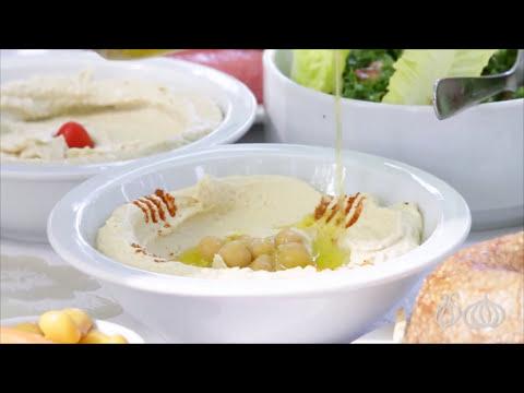 "The Lebanese ""Mezza"" (المازة اللبنانيه): World Famous Rich and Loaded Table!"
