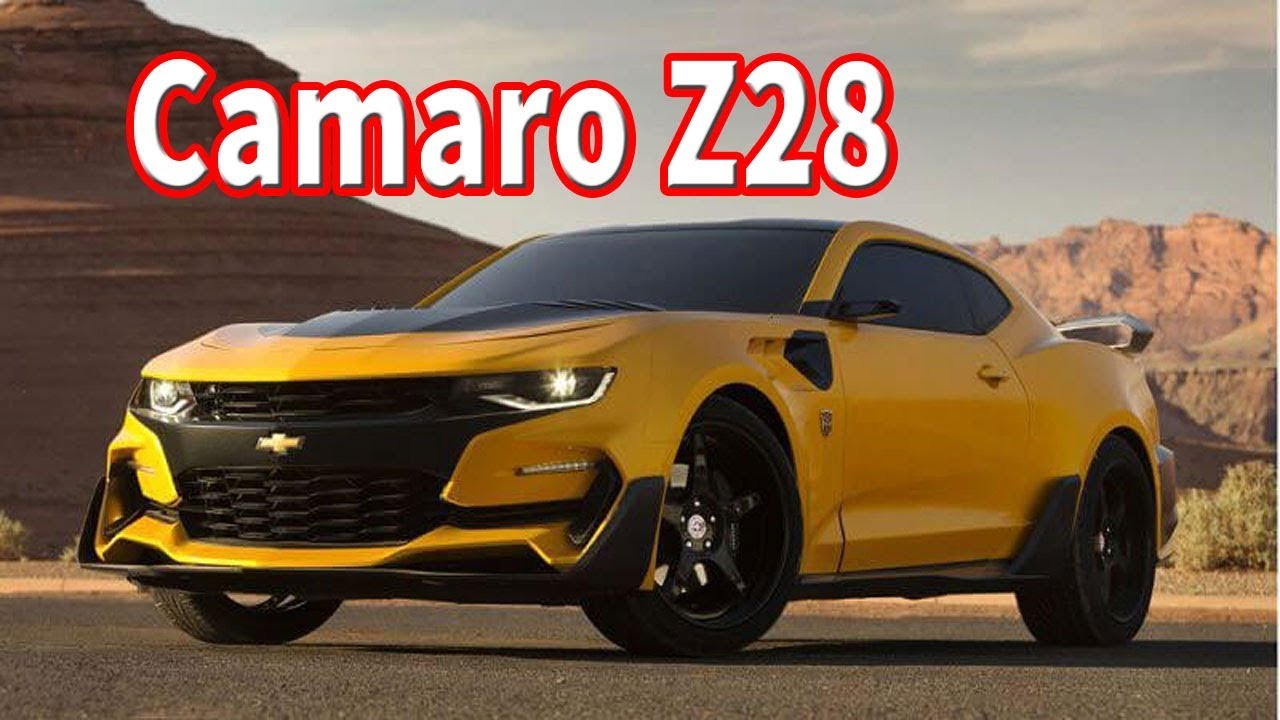 2020 Camaro Z28 Horsepower Concept and Review