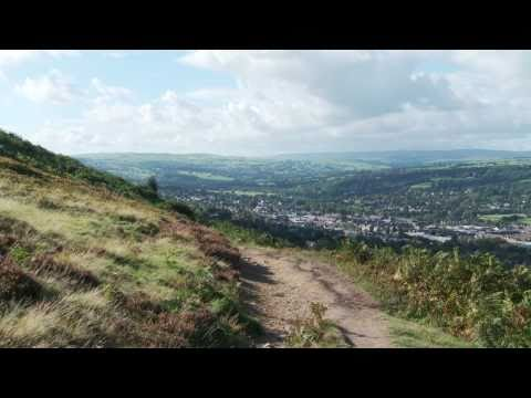 Ilkley and Ilkley Moor - Yorkshire Dales -  Take The Tour!