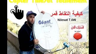 [TUTO] Comment capter facilement le Satellite Nilesat 7.0W