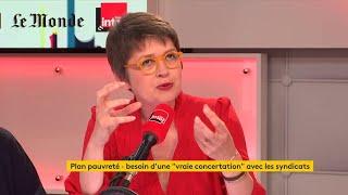 """Pascal Pavageau : """"on n'est pas dans le syndicalisme pour user nos godasses"""""""