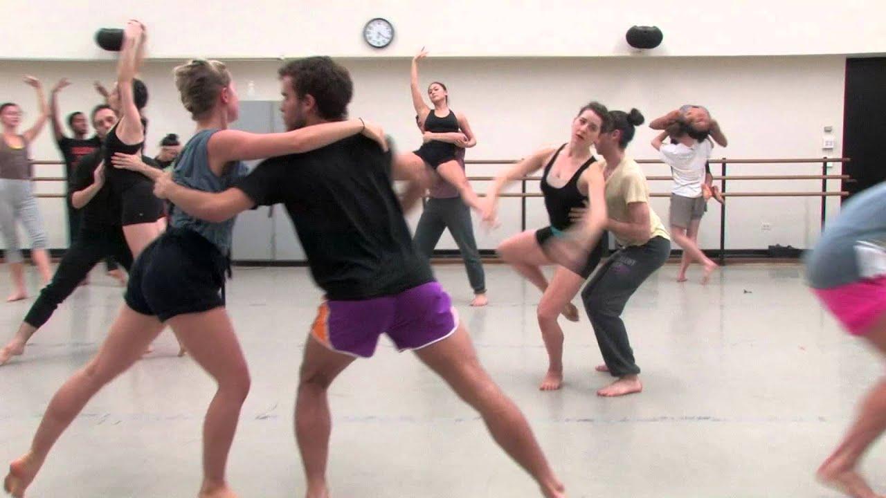 New Dances 2012: Juilliard Dance