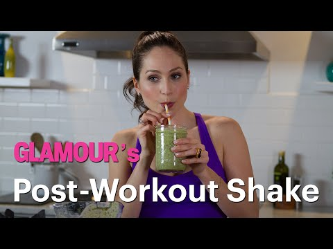 Delicious Post-Workout Cookies & Cream Smoothie Recipe - Treat Yourself