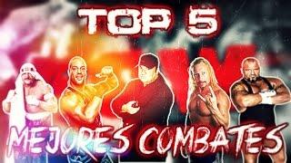 TOP 5: Los Mejores Combates de la ECW [Ranking/Loquendo]