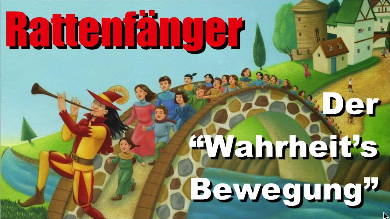 """Die Rattenfänger der """"Wahrheit's Bewegung""""! #KriegGegensLeben"""