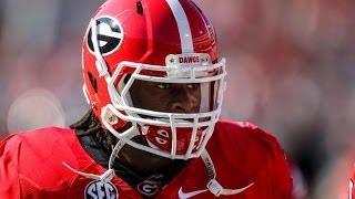 Todd Gurley || Georgia Highlights ᴴᴰ