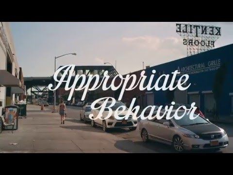 Trailer do filme Appropriate Behavior
