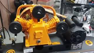 Compressor CHIAPERINI TOP 15 MP3V - 200L / Funcionamento e Teste