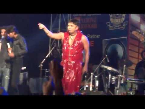 Dard-e-Disco Sukhwinder Singh Live at Recstacy 2k12