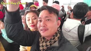 Quách Huy Vlog - Trải nghiện Tour Hoàng Sơn - Hàng Châu - Thượng Hải 11/2019 Part 1