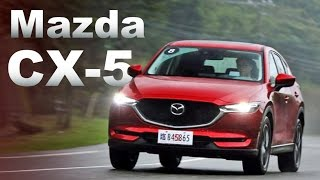魂動之美 貼近完美 New Mazda CX-5|新車試駕