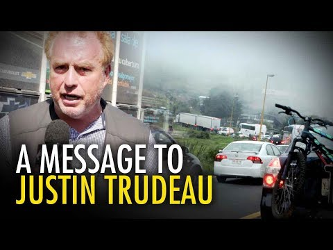 "Trudeau should ""preach"" his carbon tax message in Mexico 