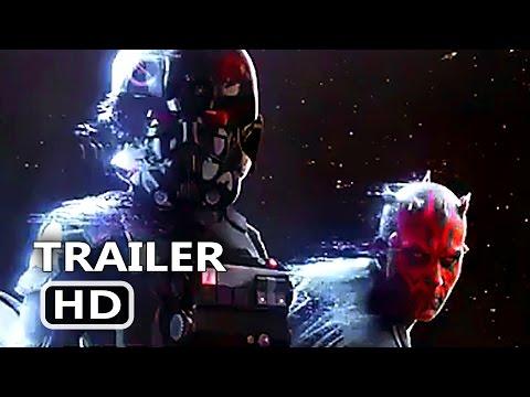 STAR WARS BATTLEFRONT 2 Official Trailer Tease (2017) Blockbuster Game HD