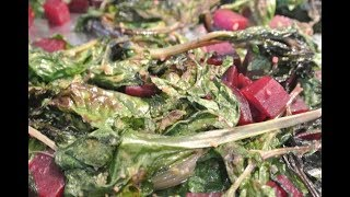 Roasted Beet And Crab Salad | EASY TO LEARN | QUICK RECIPES