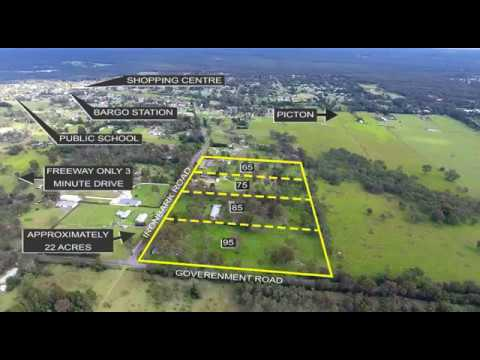 65-95 Ironbark Road Bargo NSW, Property For Sale With No Agent Property