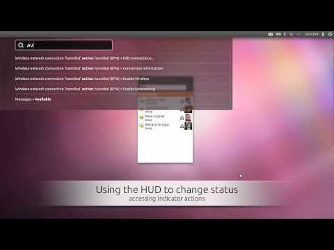 HUD - Um modo diferente de usar menus de programas