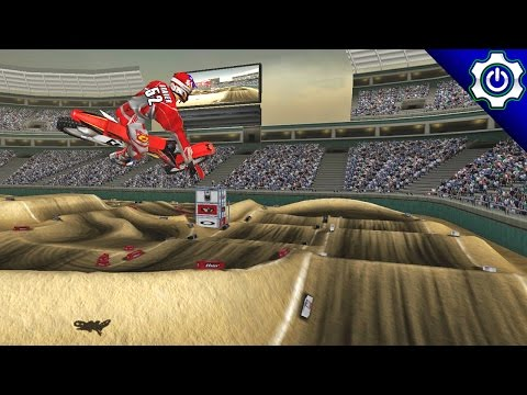 MX vs. ATV Unleashed - Tucson & Little Rock SX - Flashback Friday