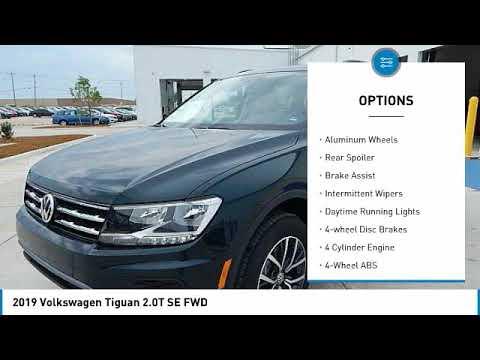 2019 Volkswagen Tiguan Edmond Ok, Oklahoma City OK, Norman OK KM174734