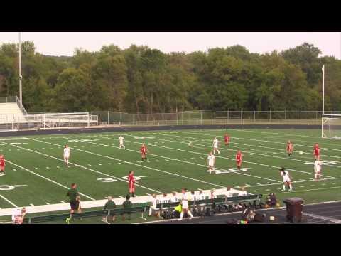 1Sept2015 Mayo Girls JV Soccer vs Lakeville South