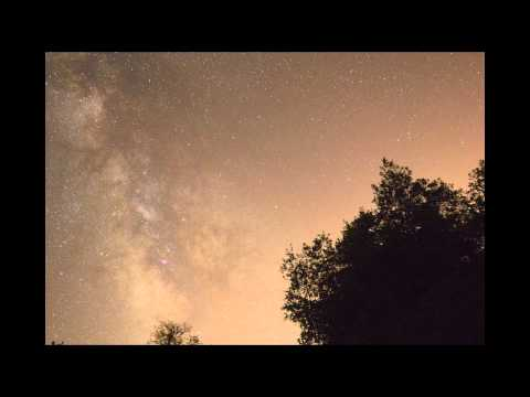 Time-lapse Milky Way from William Heise County Park
