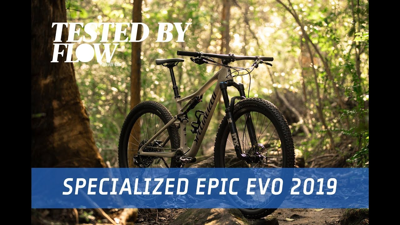 179d7f965b7 Specialized Epic Evo 2019 - First Look - YouTube