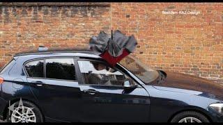 Nooit meer nattigheid met deze innovatieve paraplu - RTL Z NIEUWS