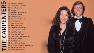 Carpenters Greatest Hits Playlist Album - The Carpenter Best Of Songs