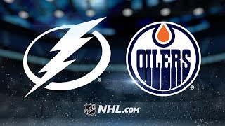 McDavid collects four goals, assist in win over Bolts