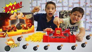 Brincando em Família com o jogo Explosão 💣
