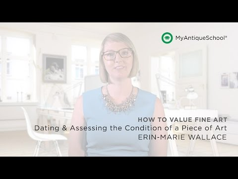 How to Value Fine Art with Erin Marie Wallace and My Antique School