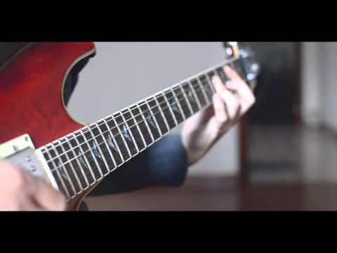Neil Zaza -  Cinematic [Cover] + [Tab / Backing Track]