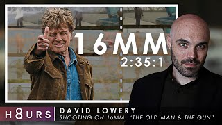 Super 16mm: Creating That Gritty 70s Look Today   Writer/Director David Lowery YouTube Videos