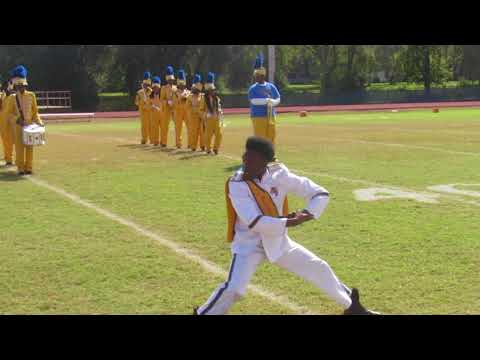 Aliceville High School Marching Band Field Performance At (2017) Selma High School Battle Of Bands
