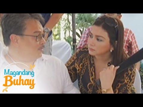 Magandang Buhay: Dina and DV's love story