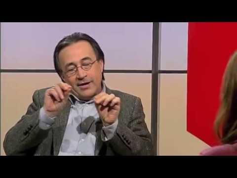 Alvaro Solar en entrevista para la Deutsche Welle