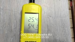 видео ВЛАГОМЕР СТРОИТЕЛЬНЫЙ T650