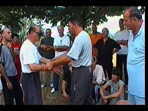 Taiji Quan maestro George Xu Montese 26.08.03 II