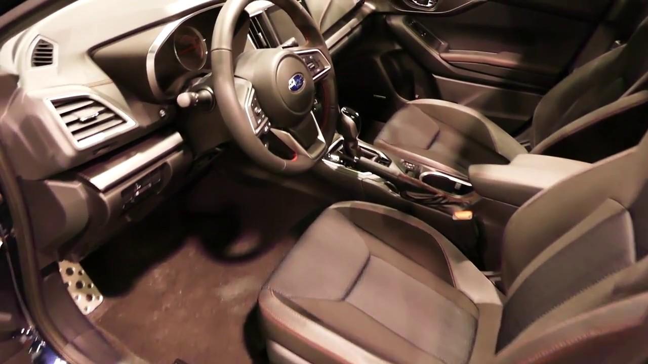 New 2019 Subaru Impreza Sedan Interior Tour 2018 Oc Auto Show