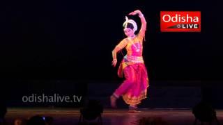 Odissi Dance - Malabika Jena - Gunjan Dance & Music Festival - Indian Classical Dance